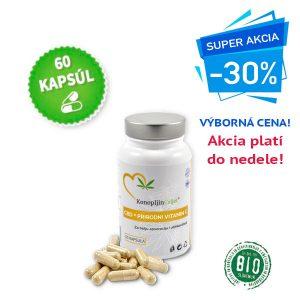CBD s prírodným vitamínom C
